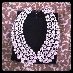 💎 Peter Pan Rhinestone collard necklace NWOT💎